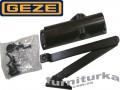 Доводчик GEZE TS 1000 C с локтевой тягой, с регулируемой скоростью закрывания и дохлопом (коричневый)