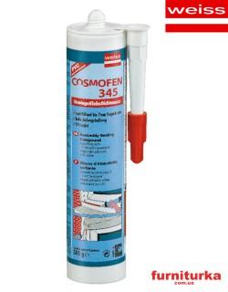 Клей-герметик Cosmofen 345 белый