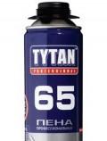 Пена профессиональная зимняя TYTAN до -20-+30 градусов (65 литров)