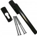 Ручка Масо раздвижной системы автомат (SKB-Z) внешняя коричневая