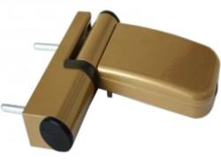 Петля для ПВХ дверей SIKU 3035 бронза