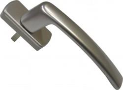 Ручка оконная Масо серия Гармония (серебро)