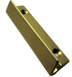 Ручка балконная Масо (золото матовое)