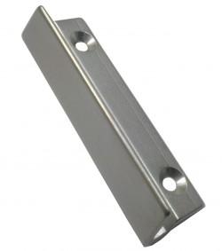 Ручка балконная Масо (серебро)