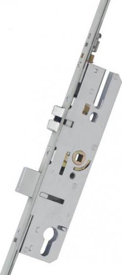 Замок дверной рейка Масо GT-S DM 28, многозапорный