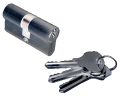 Серцевина к замку 30/30 ключ/ключ